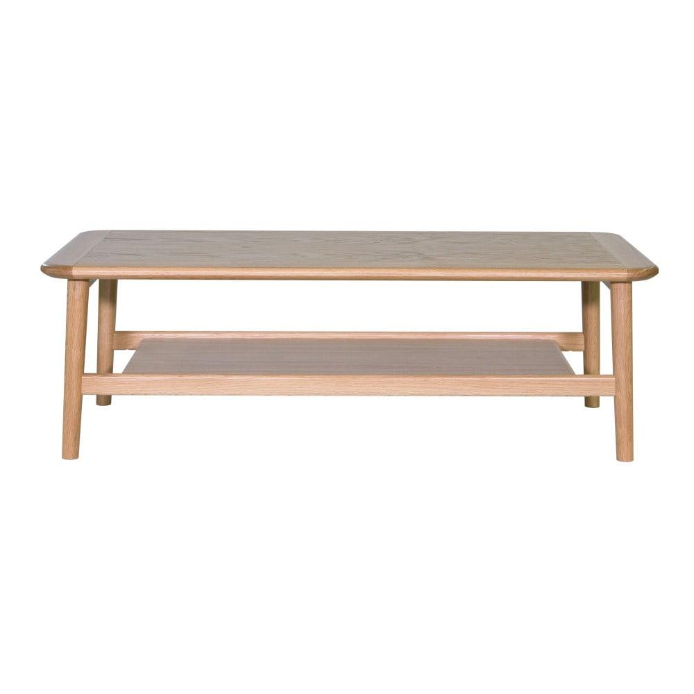 Konferenční stolek z dubového dřeva Wermo Havvej Kaisa