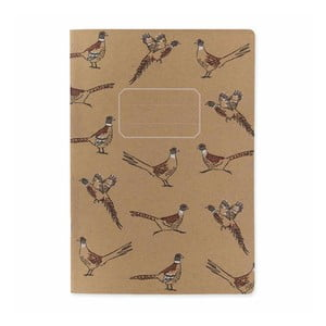 Caiet GO Stationery Woodland Pheasant
