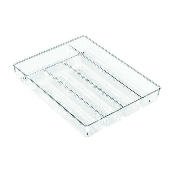 Příborník InterDesign Clarity, 27 x 35 cm