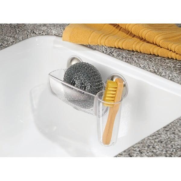 Držák na houbičku a kartáč s přísavkou Forma Holder