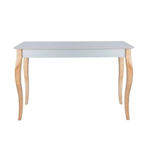 Odkládací konzolový stolek Dressing Table 105x74 cm, tmavě šedý