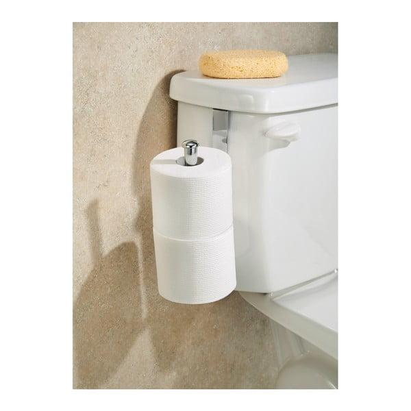 Závěsný stojan na toaletní papír InterDesign Classico Chrome