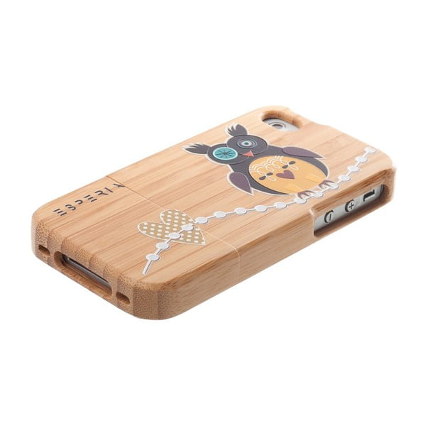 ESPERIA Big Owl Bamboo pro iPhone 5/5S