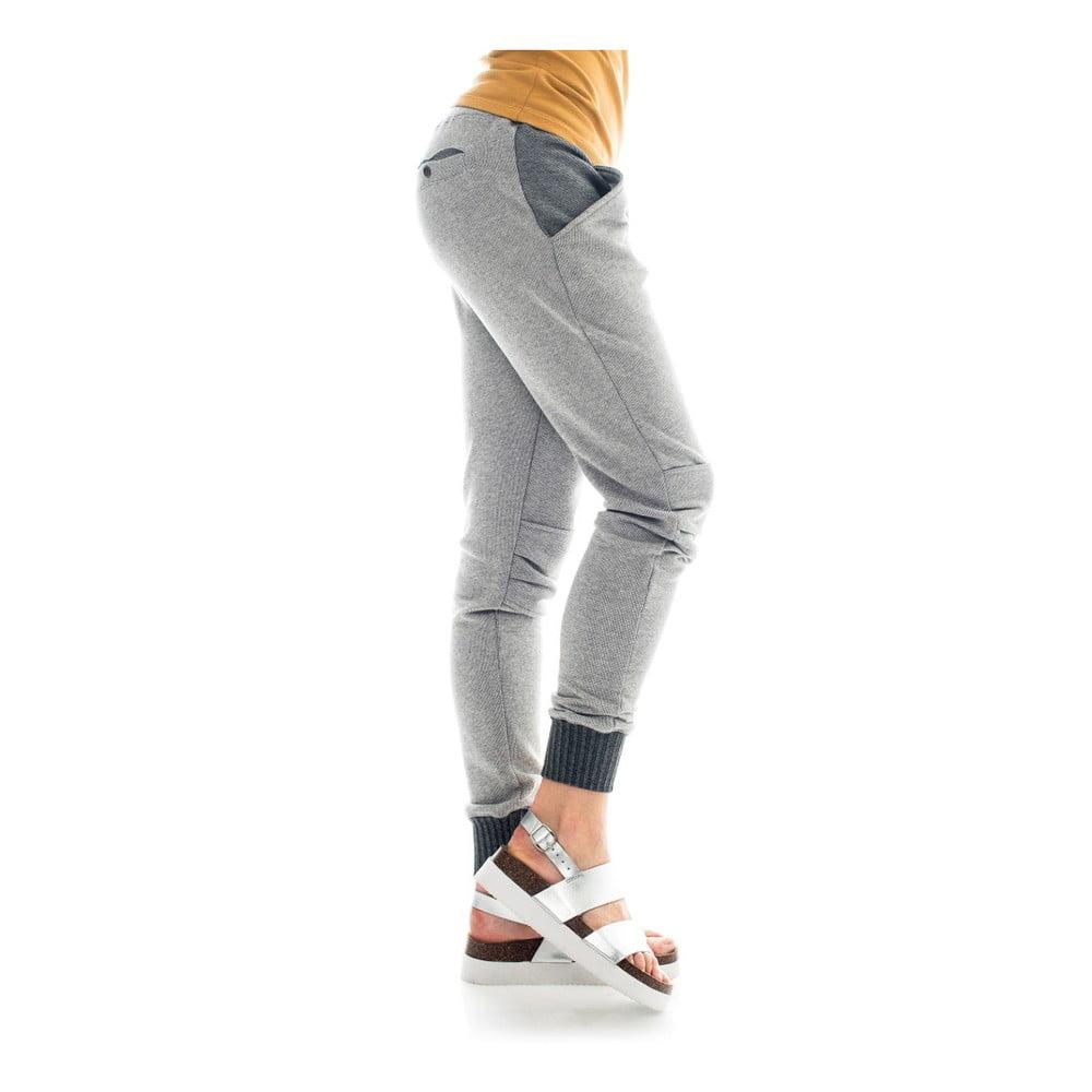 Šedé bavlněné tepláky Lull Loungewear Couves 5854d3fe54