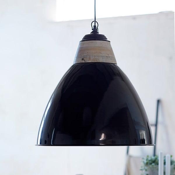 Černé závěsné světlo Canett Base Pendant