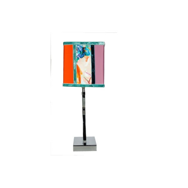 Stolní lampa Elegant Metal