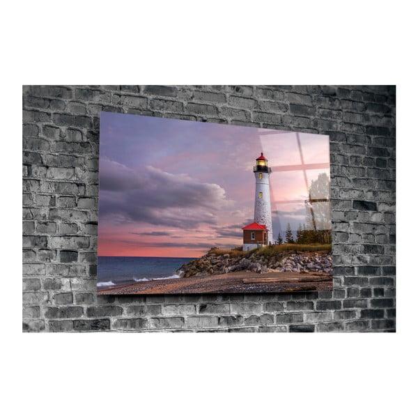Skleněný obraz 3D Art Lumido, 110x70cm