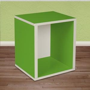 Police Cube Plus, zelená