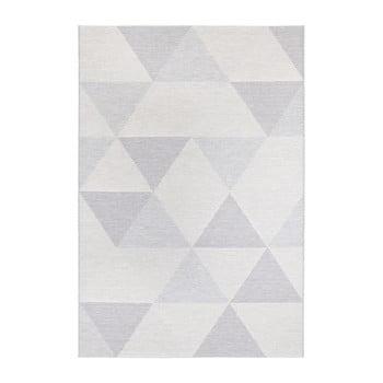 Covor adecvat și pentru exterior Elle Decor Secret Sevres, 80 x 150 cm, gri deschis de la Elle Decor
