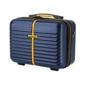 Modrý kosmetický kufřík Travel World, 17 l