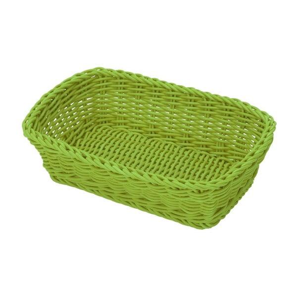 Košík Korb Lime, 26,5x19x7 cm