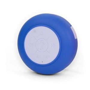 Reproduktor vhodný do sprchy FRESHeTECH Splash Tunes Pro, modrý