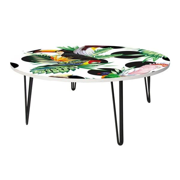 Kávový stolek Dotted Jungle