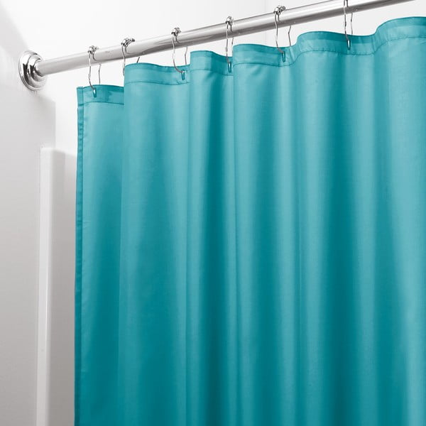 Zelený sprchový závěs iDesign, 183x183cm