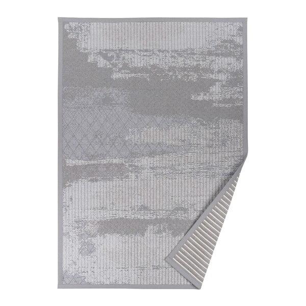 Nehatu szürke mintás kétoldalas szőnyeg, 160 x 230 cm - Narma