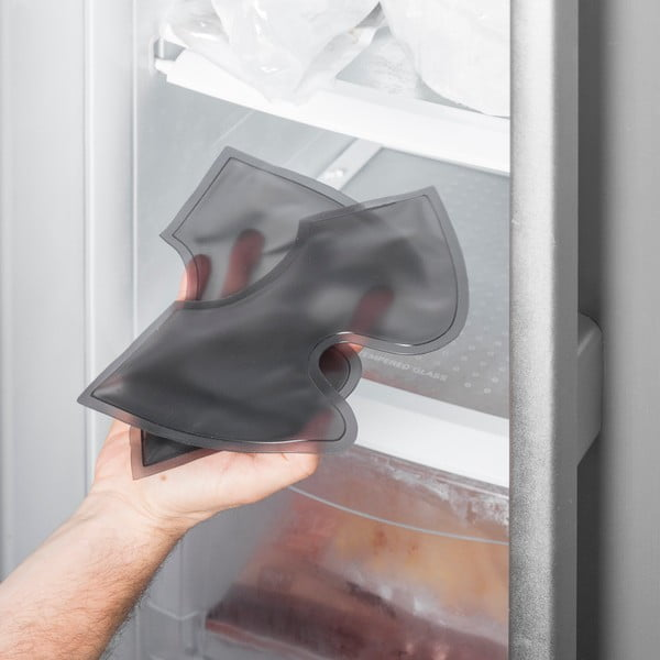 Gleznieră cu gel cu efect rece și cald InnovaGoods