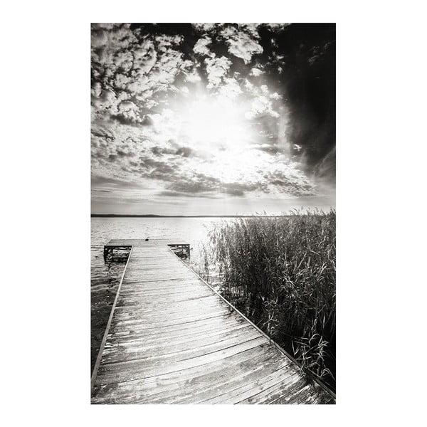 Obraz Black&White Journey,45x70cm
