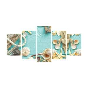 Vícedílný obraz La Maison Des Couleurs Shells