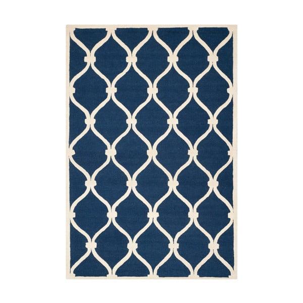 Wełniany dywan Safavieh Hugo, 243x152 cm