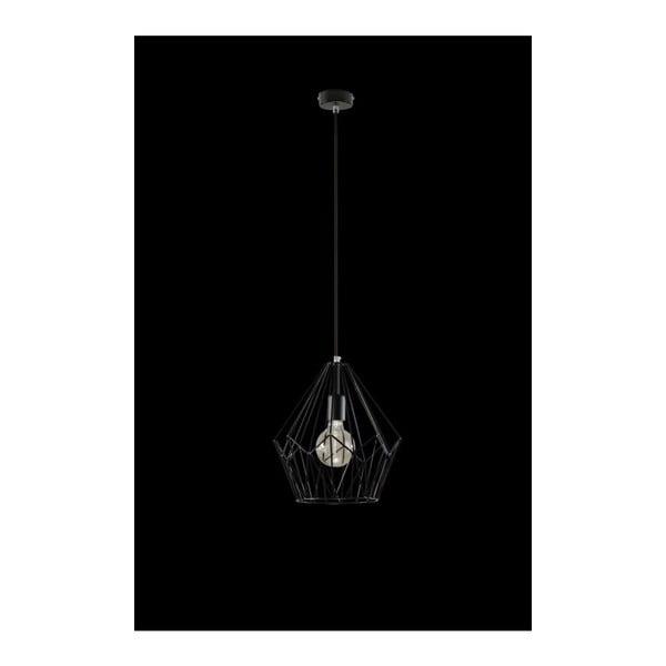 Černé stropní světlo Nice Lamps Bogart