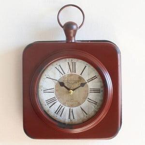 Kovové hodiny Moulin Rouge, 19x28 cm