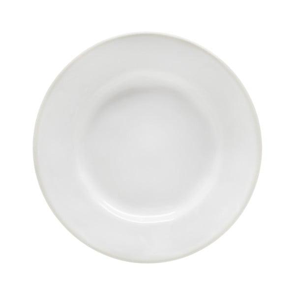 Bílý keramický talíř Costa Nova Astoria, ⌀15cm