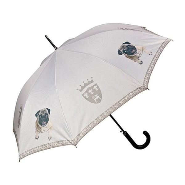 Holový deštník Von Lilienfeld Pug, ø 100 cm
