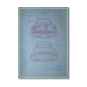 Plakát Studebaker II, 30x42 cm