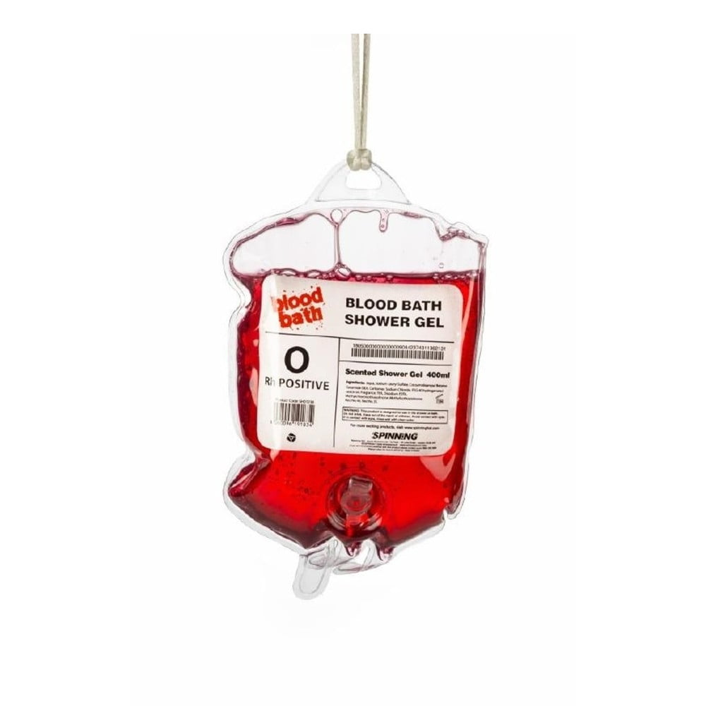 Sprchový gel Gift Republic Blood, 400ml
