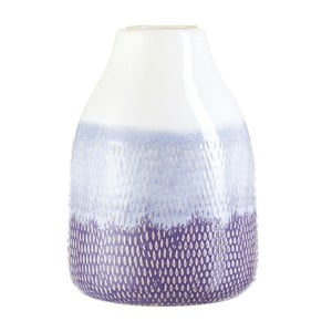 Modro-bílá váza  A Simple Mess  Svale
