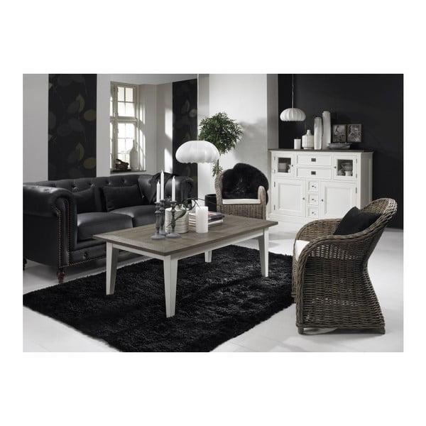 Konferenční stolek Skagen, 140x50x80 cm