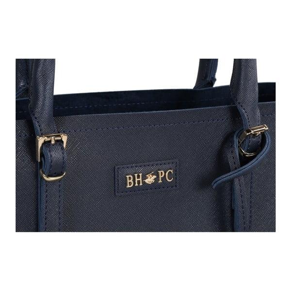 Tmavě modrá kabelka Beverly Hills Polo Club Dina