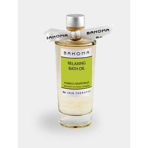 Koupelový olej s vůní pomela a grepu Bahoma London, 200ml