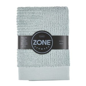 Šedozelený ručník Zone,70x50cm