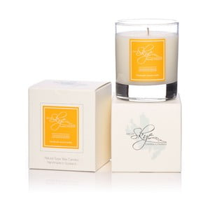 Svíčka s vůní citronové trávy Skye Candles Tumbler, délkahoření30hodin