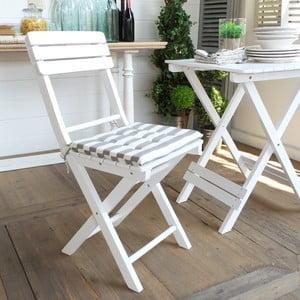Sada 2 židlí s podsedáky Summer Chairs