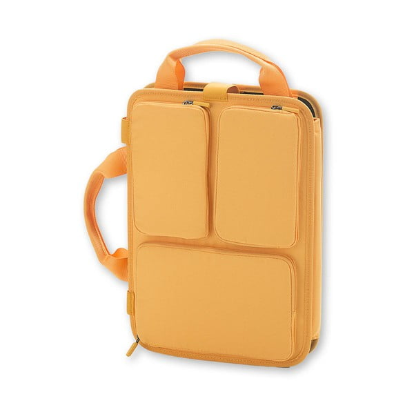 "Taška na notebook 13,5"" Moleskine, žlutá"
