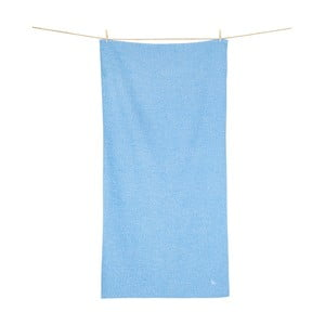 Rychleschnoucí modrý ručník DockandBay Active