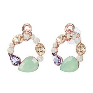 Náušnice s krystaly Swarovski Lilly & Chloe Anouk