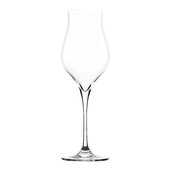 Set 6 sklenic na víno Flame White, 378 ml