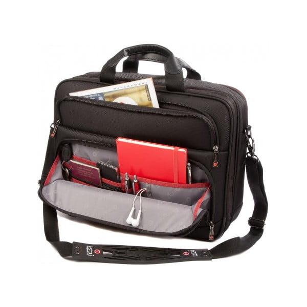 Taška na notebook i-stay Fortis, černá