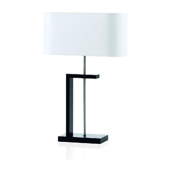 Stolní lampa Nateza, černá