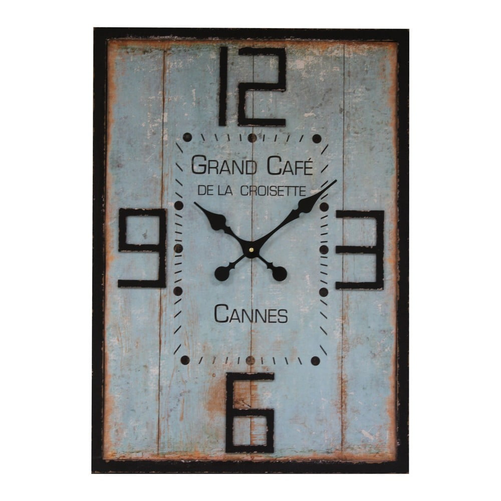 Hodiny Antic Line Grand Café 50x70 cm