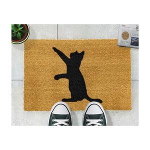 Preș Artsy Doormats Cat, 40 x 60 cm