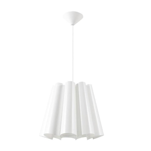 Stropní světlo Genua 39 cm, bílé