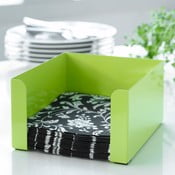 Cutie verde pentru șervețele Steel Function