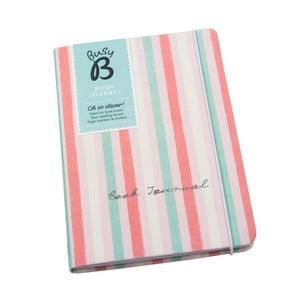 Deník pro knihomoly Busy B Oh So Clever