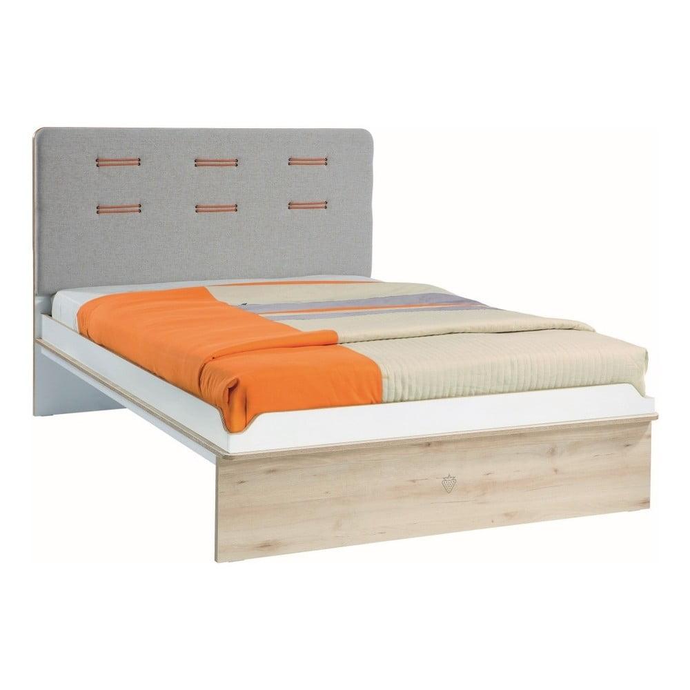 Jednolůžková postel Richard, 140 x 200 cm