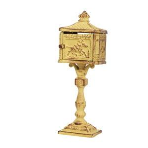 Dekorativní poštovní schránka Antic Line Letter, výška24cm