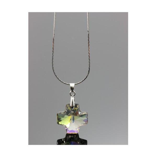Náhrdelník Swarovski Elements AB Diamond